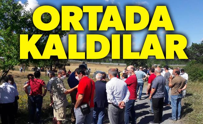Çekmeköy Belediyesi Çamlık Kurban Alanını Oldu Bittiye Getiriyor!!