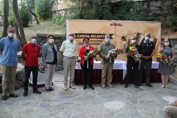Kartal'da 'Şiir Hayattır' Açık Hava Etkinliği Düzenlendi