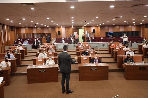Başkan Esnafa 500 Günlük İcraatlarını Anlattı