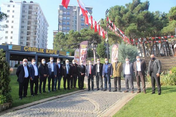 ÇEKMEKÖY KAİ'DEN AZERBAYCAN'A ANLAMLI DESTEK