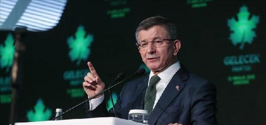 Davutoğlu, MHP Liderini Hedef Aldı