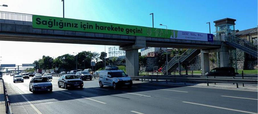 İBB'den İletişim Kampanyası