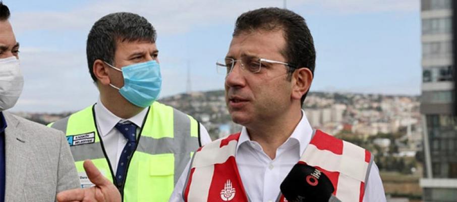 """İmamoğlu'ndan çok sert """"Kürtçe Oyuna Yasak"""" yanıtı"""
