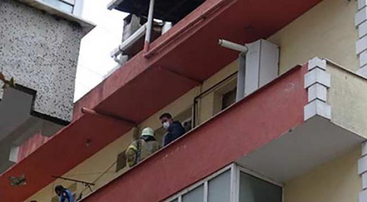 İzmir depremi Avcıları'da etkiledi