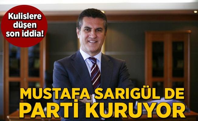 Mustafa Sarıgül Partimi Kuruyor