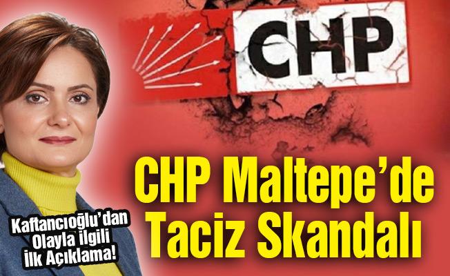 CHP Maltepe başkan yardımcısı cinsel tacizden tutuklandı!