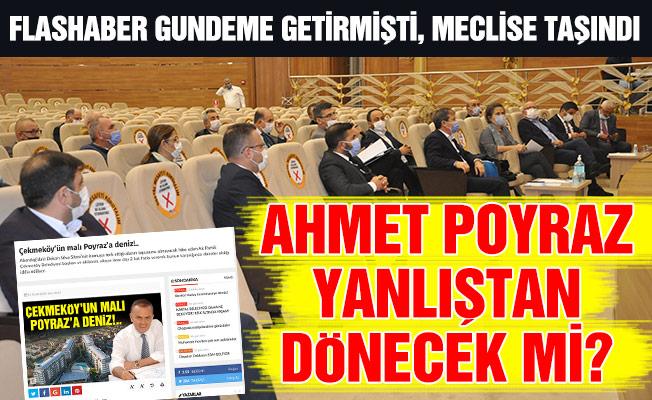FLASHABER GÜNDEME GETİRMİŞTİ, MECLİSE TAŞINDI