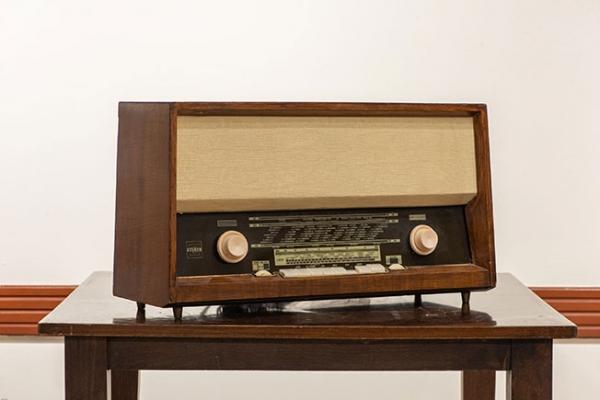Nostaljik Radyolar Sergisi açıldı