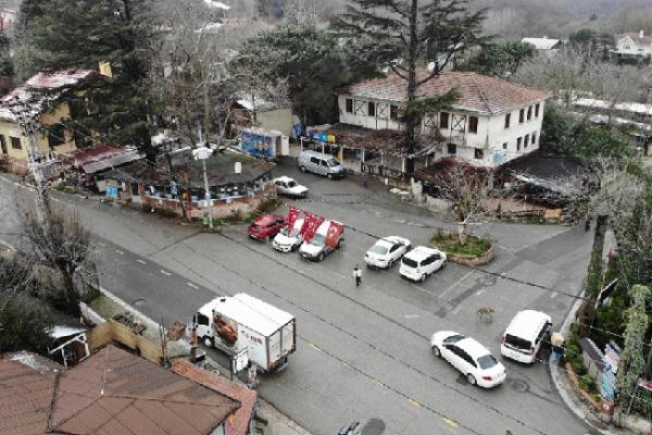Polonezköy'ün Turistik Çehresi Yenileniyor