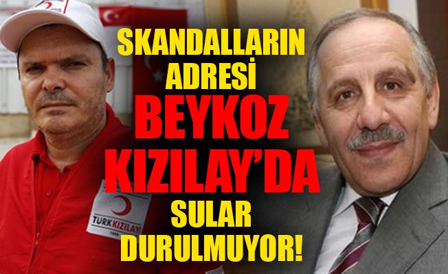 Skandalların adresi Beykoz Kızılay'da sular durulmuyor!