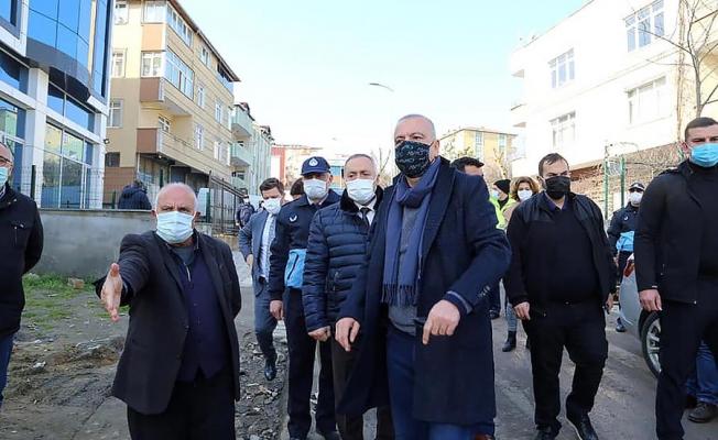 İlgezdi: Ataşehir'de KaçakYapılaşmaya İzin Yok