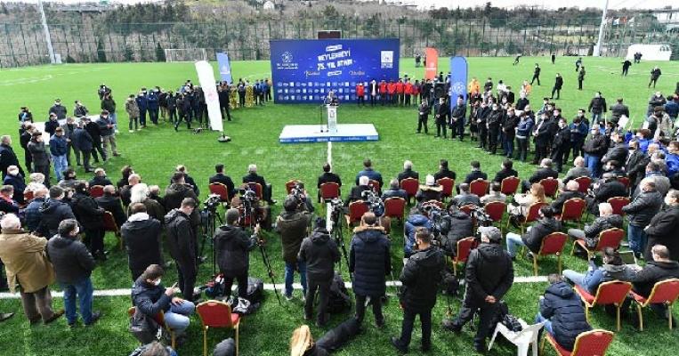 Yenilenen Beylerbeyi Stadyumu Hizmete Açıldı