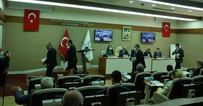 CHP'li Kerimoğlu Kendi Meclis Üyelerini Bile İkna Edemedi!