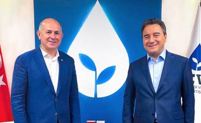 DEVA Partisi İstanbul AK Partili İsme Emanet!