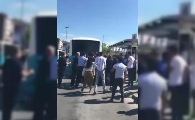 Kadıköy'de seyyara zabıta müdahalesi