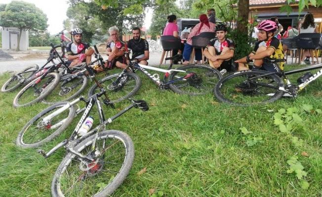 Sporcular Beykoz Ormanında Kayboldu!