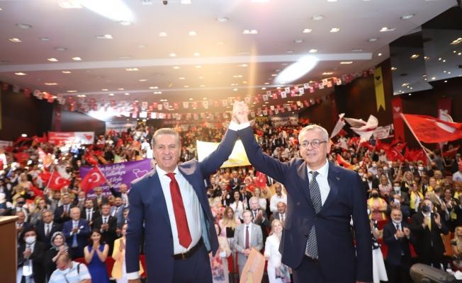 TDP İstanbul Kongresi Coşku İle  Gerçekleşti