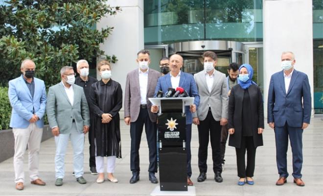 AK Parti'den Pendik'te ki vahşetle ilgili açıklama