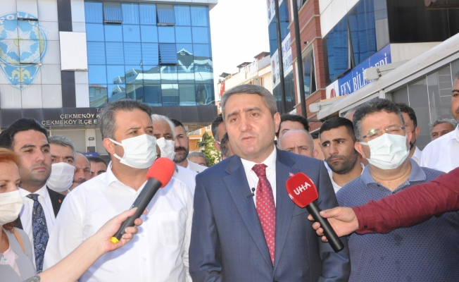 Selim Temurci Çekmeköy'de İfade Verdi