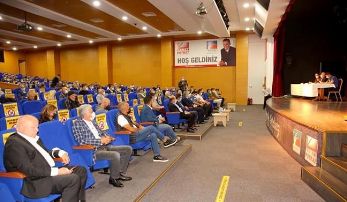 Çekmeköy'de huzur toplantısı düzenlendi
