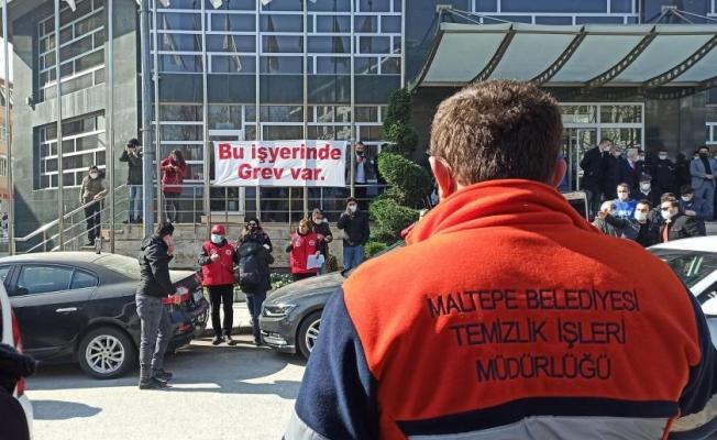 Maltepe Belediyesi İşçilerİ Kan Ağlıyor