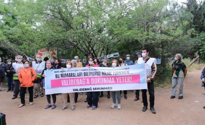 Validebağ'da Tahribatın Önü Açıldı!