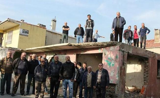 Fikirtepeliler Bakan Özhaseki'den yardım istiyor…