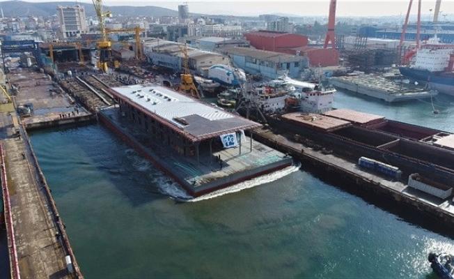 Karaköy yeni iskelesine kavuşuyor