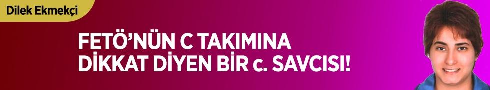 FETÖ'NÜN C TAKIMINA DİKKAT DİYEN BİR c. SAVCISI!