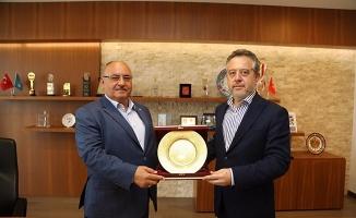 Aile Sosyal Politikalar Bakanlığı müsteşarından Ümraniye Belediyesine ziyaret