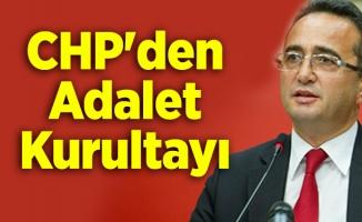 CHP'den Adalet Kurultayı
