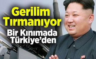 Kuzey Kore'ye Türkiye'den Tepki