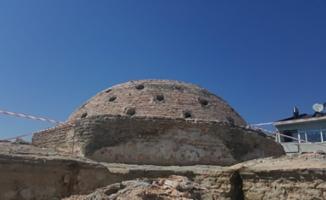 Tarihi Selimiye Hamamı restore ediliyor