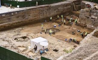 Beşiktaş'ta neolitik dönem izleri