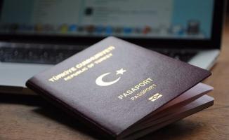 Pasaportta yeni dönem!