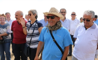 CHP'li İl Başkanları Öz'ün Öncülüğünde Bir Araya Geldi