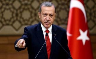 Erdoğan:15 Temmuz'u gölgelemeyin