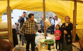 Gülcemal Fidan'dan Kurban Satış Ve Kesim Alanlarına Ziyaret