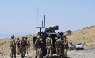 Hakkari'de çatışma: Bir polis şehit