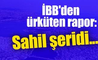 İBB'den ürküten rapor: Sahil şeridi sular altında kalacak
