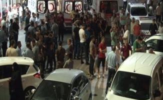 Emniyet Müdürlüğü'nde polise saldırı