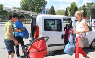 Kartal Belediyesi Evsiz Aileye Yardım Eli Uzattı