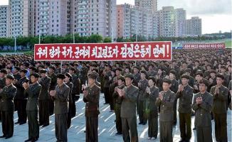Kuzey Kore durmuyor!