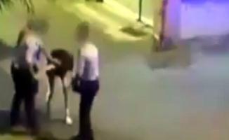 Polis dayağı: Size bu kılıkla az bile yapmışlar