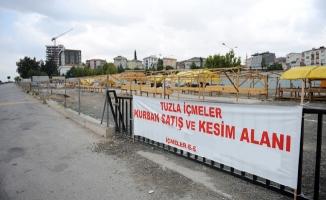 Tuzla Belediyesi Kurban Bayramı'na hazırlanıyor