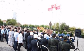 Ümraniye'de 30 Ağustos Zafer Bayramı Kutlandı