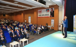 16. İstanbul İş Sağlığı ve Güvenliği Sempozyumu'naÇekmeköy ev sahipliği yaptı
