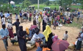 Arakan'da insanlık krizi devam ediyor