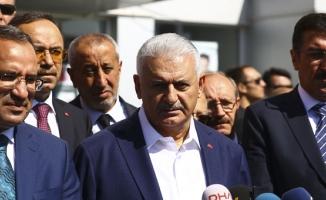 Başbakan Yıldırım: Bu konuda desteğini açıklayan MHP ve CHP'ye teşekkür ediyoruz