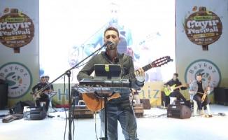 Batum ve Artvinliler Çayır Festivali'nde buluştu